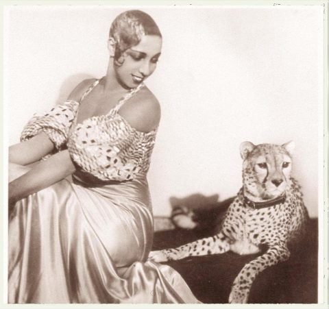 Josephine Baker and Chiquita
