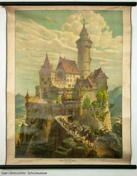 Lockenhaus-Castle